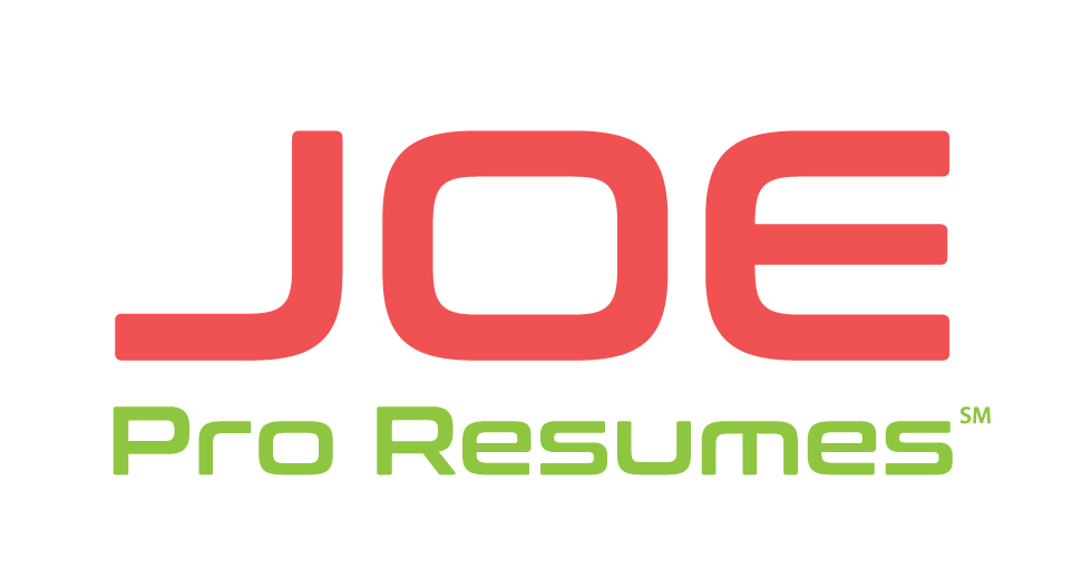 Joe Pro Resume Logo