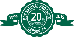 BDS Natural Products 20th Anniversary