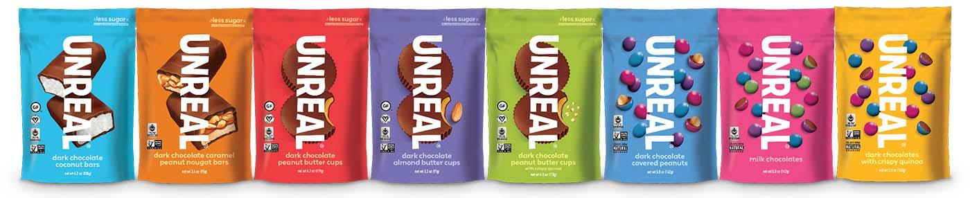 UNREAL Snacks!